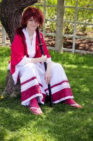 Kenshin Himura from Rurouni Kenshin worn by Vikki