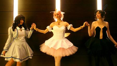 Princess Kraehe from Princess Tutu worn by Inabari