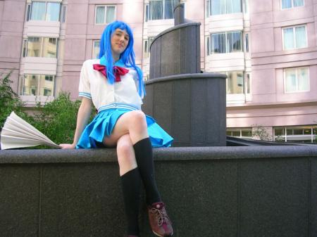 Kaname Chidori from Full Metal Panic! worn by Inabari