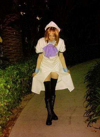 Rena from Higurashi no Naku Koro ni worn by Inabari