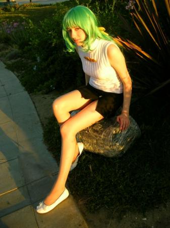 Shion Sonozaki from Higurashi no Naku Koro ni