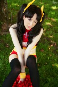Rin Tohsaka from Fate/Stay Night by Inabari