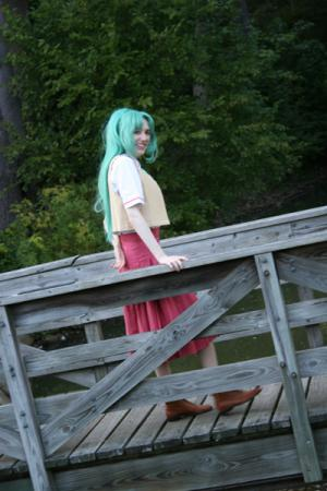 Mion Sonozaki from Higurashi no Naku Koro ni worn by Inabari