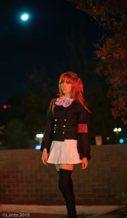Ange Ushiromiya from Umineko no Naku Koro ni worn by Inabari