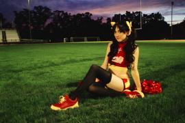 Rin Tohsaka from Fate/Stay Night worn by Inabari