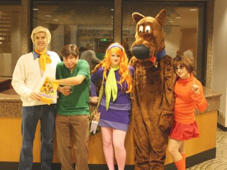 Daphne Blake from Scooby Doo worn by BeckyTaka