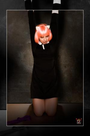 Nana from Elfen Lied worn by Catzilerella
