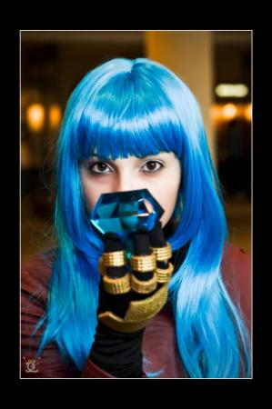 Kula Diamond from King of Fighters 2001