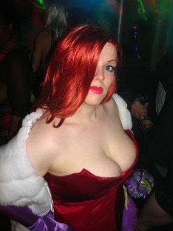 Jessica Rabbit from Who Framed Roger Rabbit?