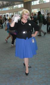 Pam Poovey from Archer