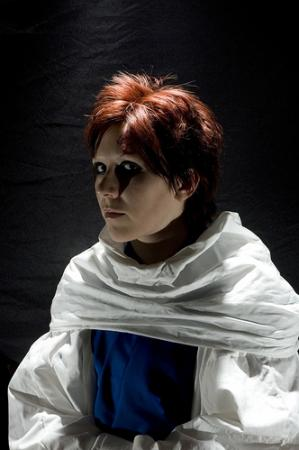Gaara from Naruto Shippūden worn by Elk Daemone