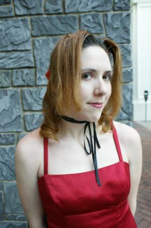 Aeris / Aerith Gainsborough from Final Fantasy VII worn by Elk Daemone