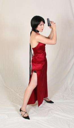 Ada Wong from Resident Evil 4 worn by Elk Daemone
