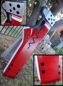 Sol Badguy from Guilty Gear Xrd -SIGN- worn by CeruleanDraco