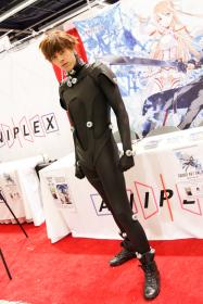 Kei Kurono from Gantz worn by CeruleanDraco