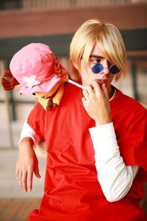 Sanji from One Piece worn by CeruleanDraco