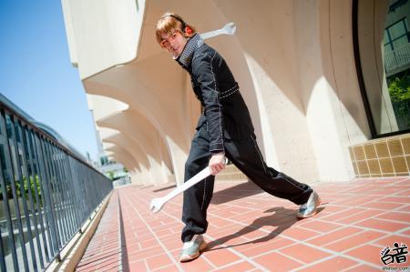 Yosuke Hanamura from Persona 4 worn by CeruleanDraco