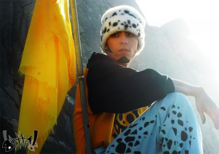Trafalgar Law from One Piece worn by CeruleanDraco