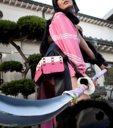 Oichi from Sengoku Basara 2 worn by CeruleanDraco
