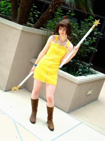 Selphie Tilmitt from Final Fantasy VIII worn by CeruleanDraco