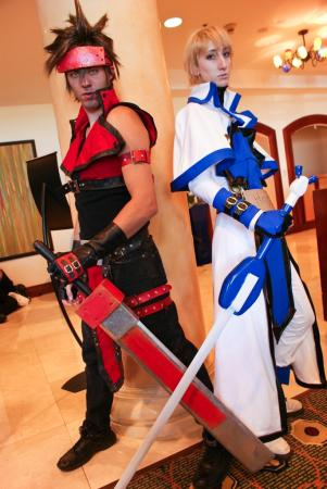 Ky Kiske from Guilty Gear worn by CeruleanDraco