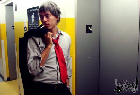 Ryotaro Dojima from Persona 4 worn by CeruleanDraco