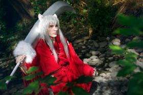 Inuyasha from Inuyasha  by CeruleanDraco