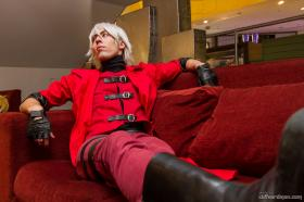 Dante from Devil May Cry by CeruleanDraco
