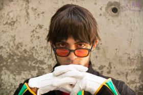 Gendo Ikari from Neon Genesis Evangelion worn by CeruleanDraco