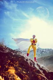 Saitama from One Punch Man  by CeruleanDraco