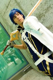 Chrom from Fire Emblem: Awakening