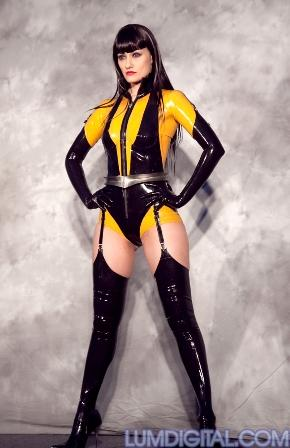 Laurie Juspeczyk  / Silk Spectre II from Watchmen, The