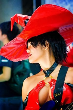 I-No from Guilty Gear XX worn by anelasama