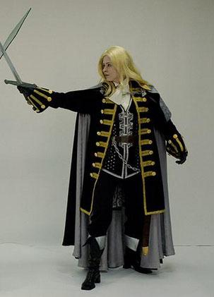 Alucard from Castlevania: Symphony of the Night worn by Dany
