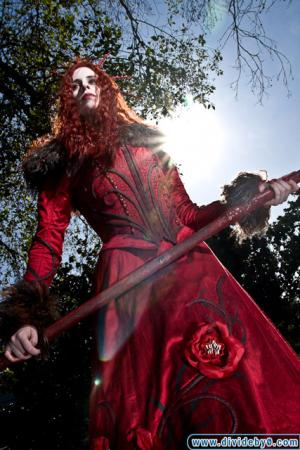 Redd from Looking Glass Wars, The worn by Dany