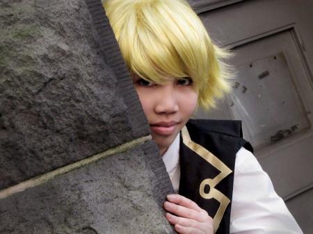 Oz Vessalius from Pandora Hearts worn by Sugarlat