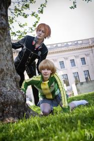 Chie Satonaka from Persona 4 worn by VeeCee