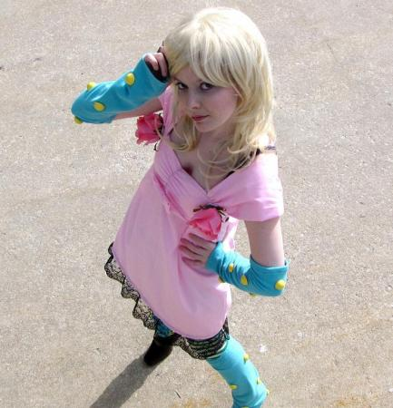 Lucy Steel from Steel Ball Run