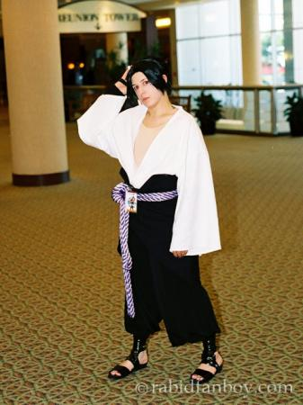 Sasuke Uchiha from Naruto Shippūden worn by Marika