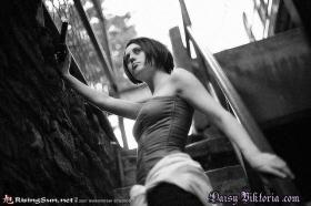Jill Valentine from Resident Evil 3: Nemesis worn by Annwyn Daisy Viktoria