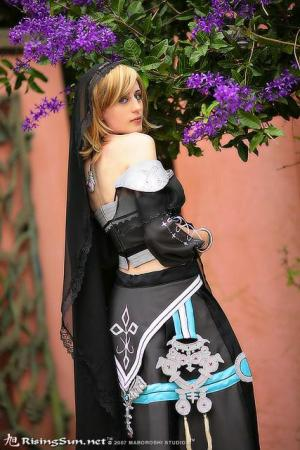 Ashe / Ashelia B nargin Dalmasca from Final Fantasy XII worn by Annwyn Daisy Viktoria