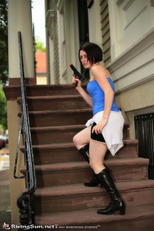 Jill Valentine from Resident Evil 3: Nemesis worn by Annwyn Daisy Viktoria