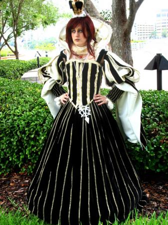 Esther Blanchett from Trinity Blood worn by Annwyn Daisy Viktoria