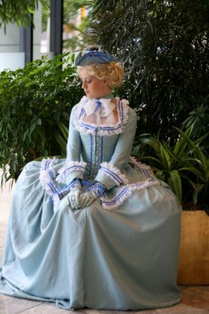 Marie Antoinette from Marie Antoinette worn by Annwyn Daisy Viktoria