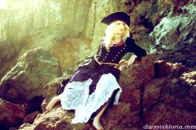 Pirate Lass from Original:  Fantasy worn by Annwyn Daisy Viktoria