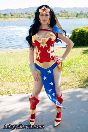 Wonder Woman from Wonder Woman worn by Annwyn Daisy Viktoria
