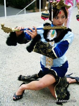 Zhen Ji from Dynasty Warriors 4 worn by StrawberryNeko