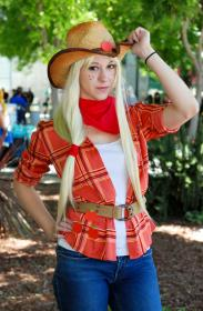 Applejack from My Little Pony Friendship is Magic worn by Bur Loire