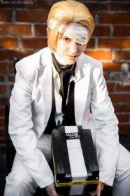 Rufus ShinRa from Final Fantasy VII: Advent Children