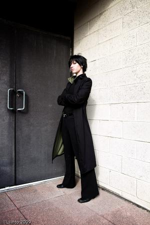 Hei from Darker than BLACK